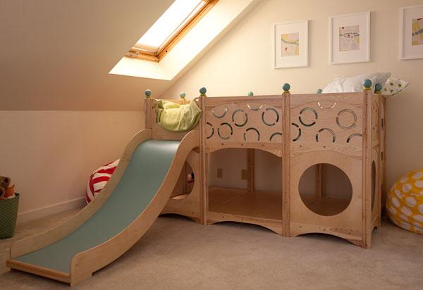 Rhapsody Beds by CedarWorks - Children Beds 3
