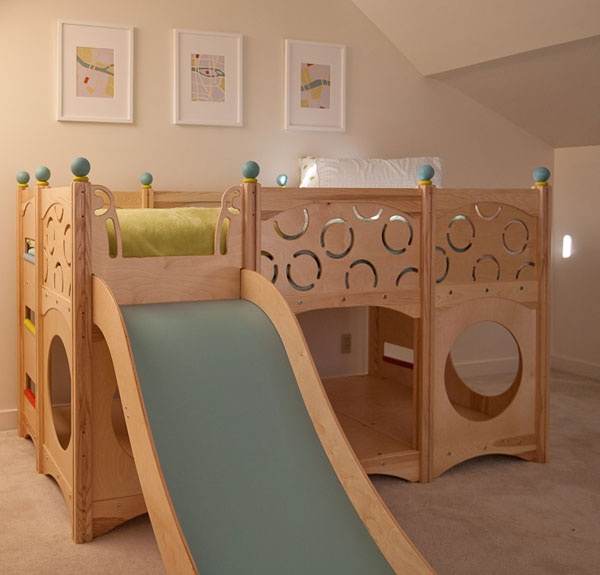 Rhapsody Beds by CedarWorks - Children Beds 4