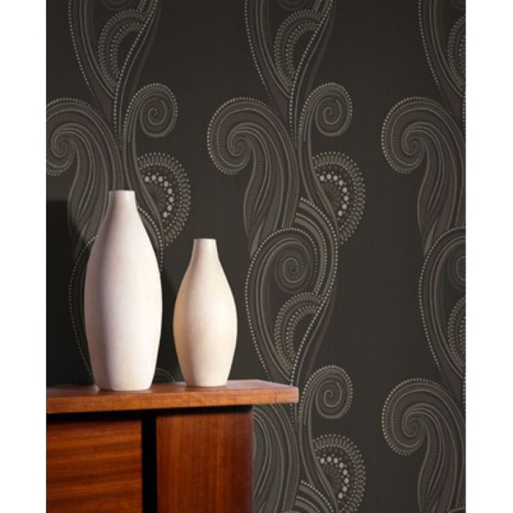 Wallpaper Black Design Ideas