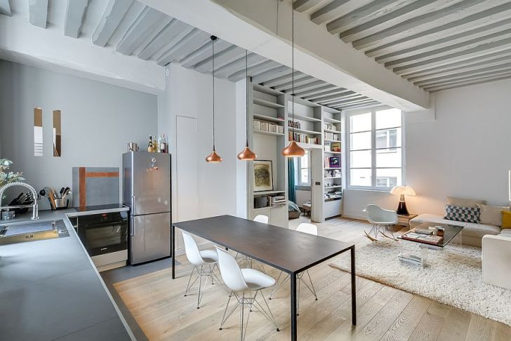 Lovely Small Apartment in Paris