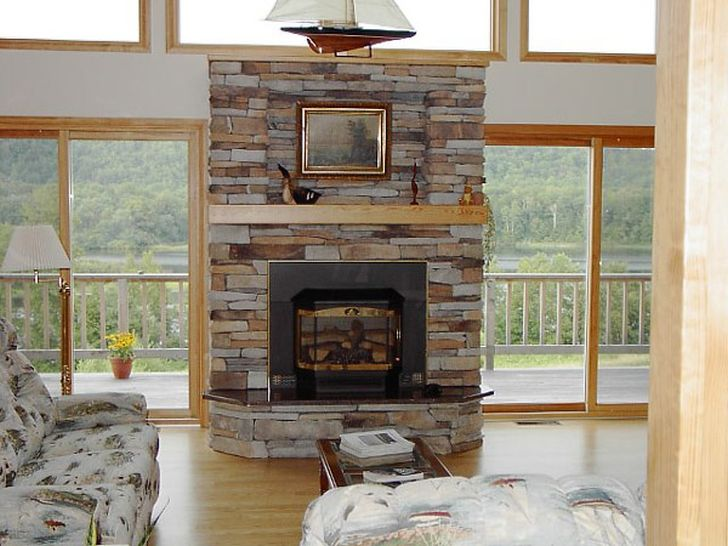 Ideas of Stone Fireplace