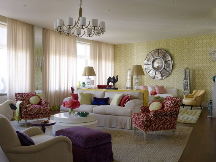 Apartment with Great Decoration in Moscow