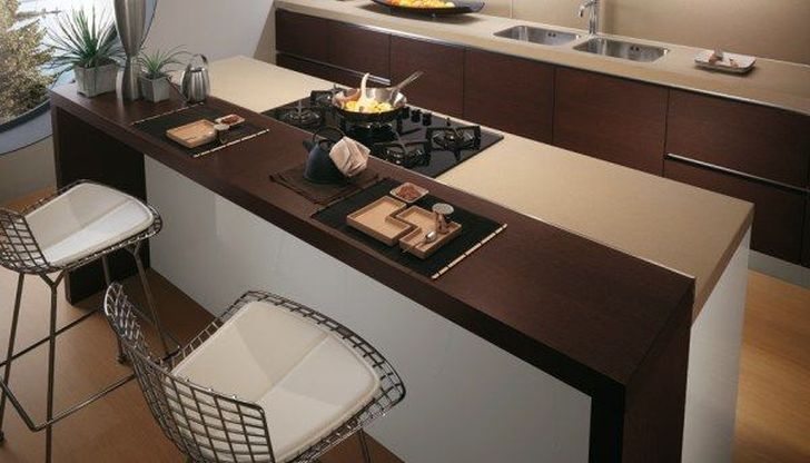 Italian Kitchen Designs by Ernestomeda