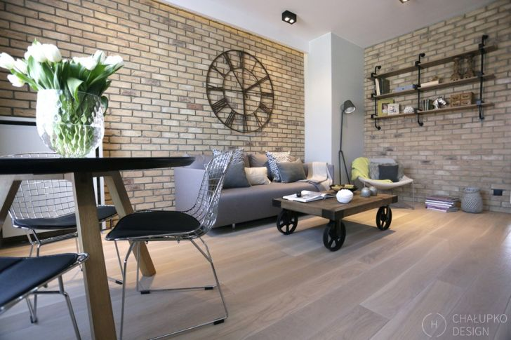 Elegant Design of Loft in Warsaw by Chalupko Design