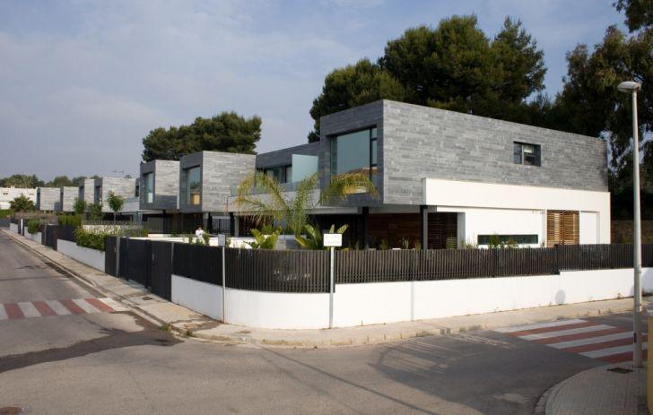 Modern Semi-Detached Homes