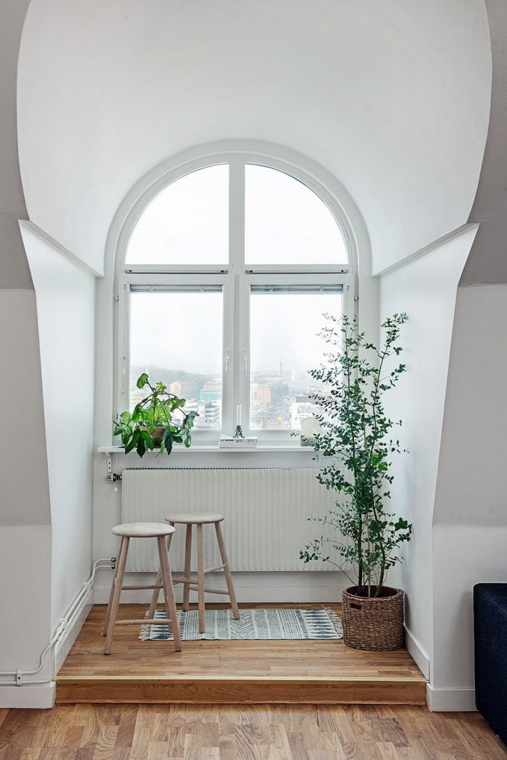Cozy Scandinavian Duplex in Gothenburg