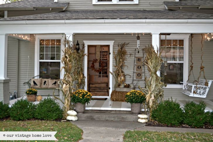 Beautiful porch design ideas home design tips and guides for Colonial front porch ideas