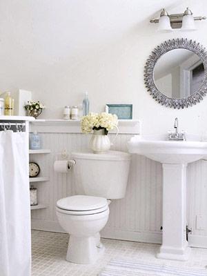 Cottage Bathroom Decorating Ideas