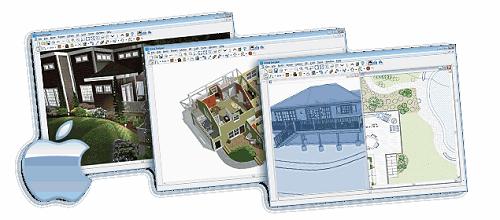 Best mac home design software castle home for Best house design program for mac
