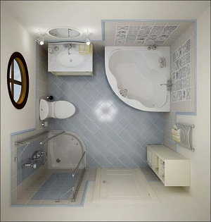 Bathrooms Designs for Small Spaces Pictures