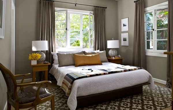 modern taupe bedroom ideas