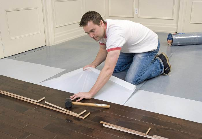 Hardwood Floor Installation Costs