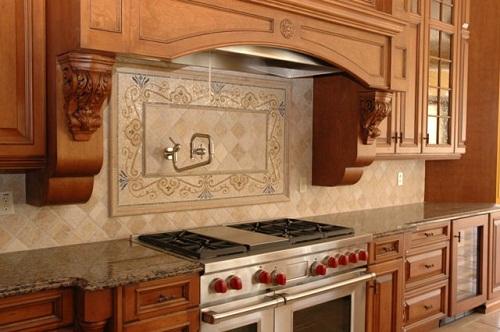 Ceramic Kitchen Tile For Backsplash Ideas