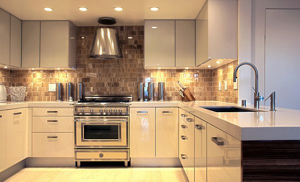 Under the Cabinet Lighting for Kitchen