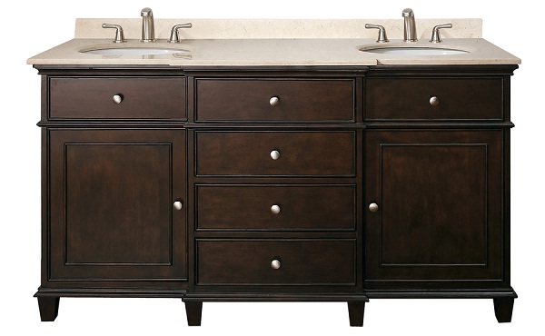 lowes double vanity bathroom sink bathroom vanities lowes cabinets with excellent photo 23727