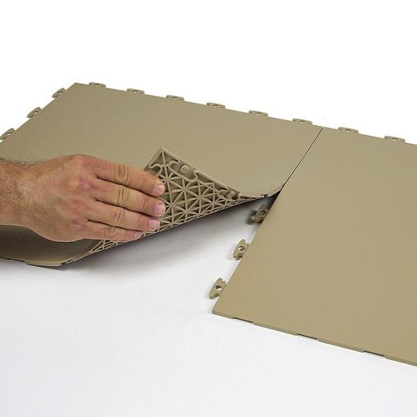Rubber Flooring Tiles for Basements