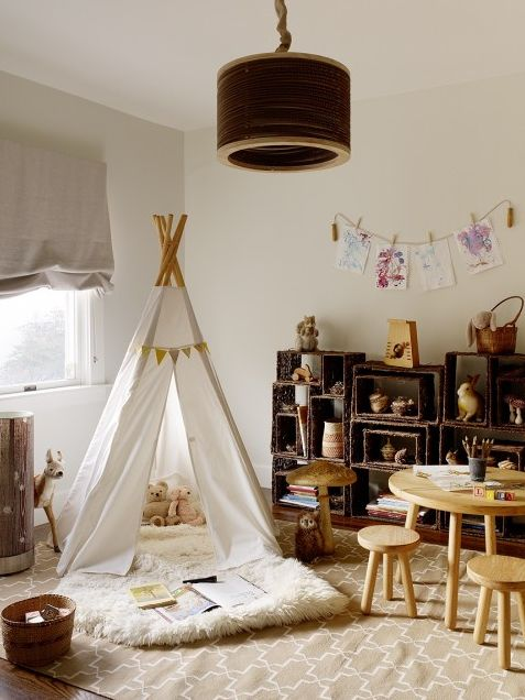 Kids Playroom Ideas Themes