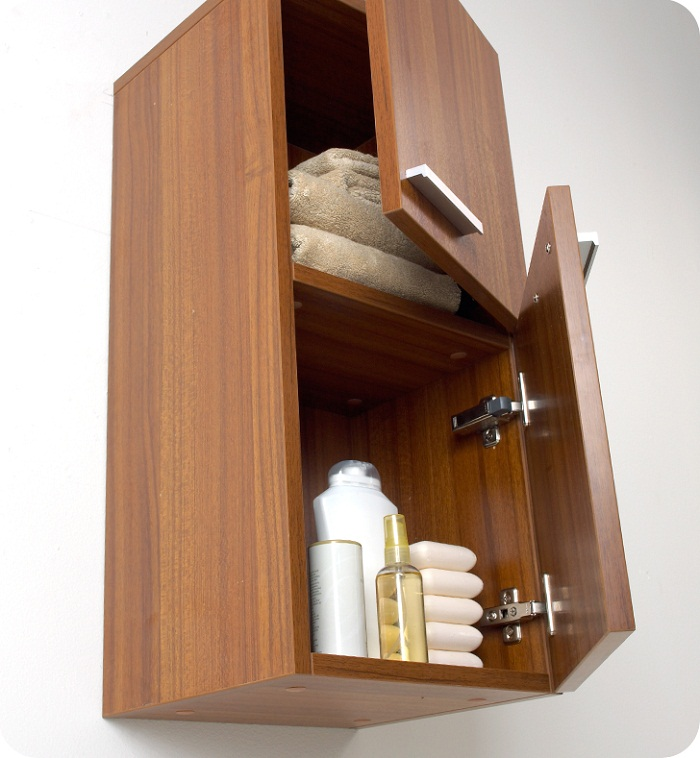 Teak Bathroom Furniture Storage