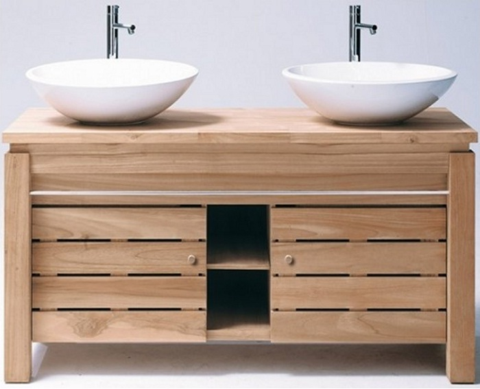 Teak Bathroom Furniture Vanities