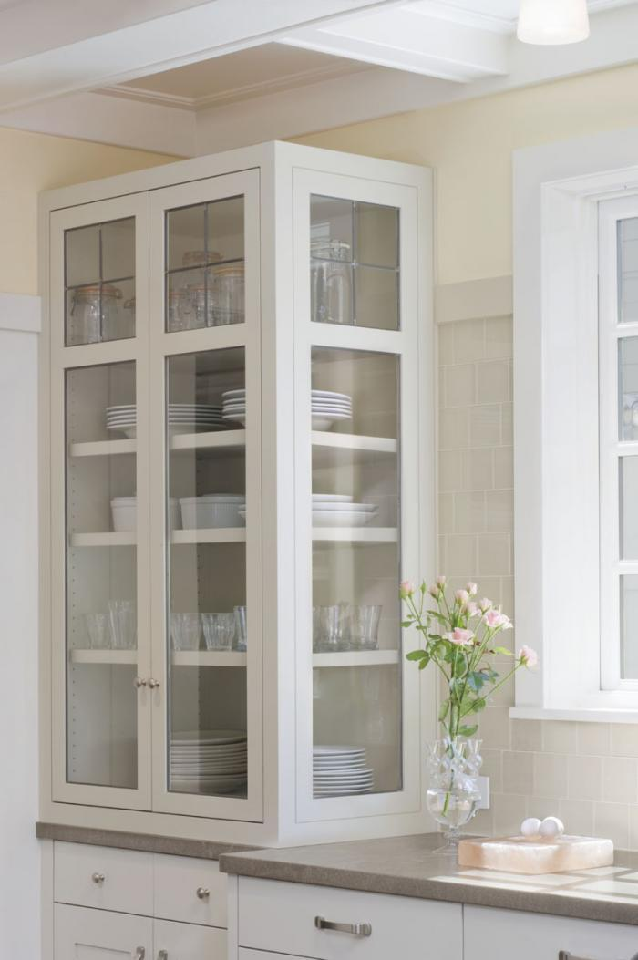 Glass Cabinet Buttrick Wong Rockridge