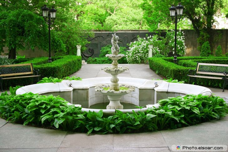 Courtyard Fountains for Sale