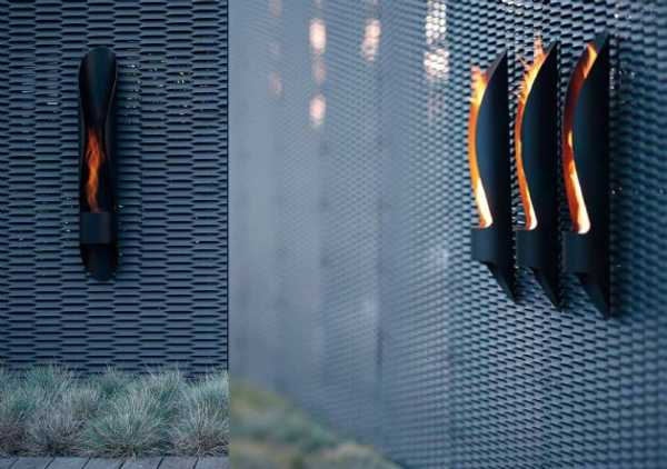 Gel Fireplace Designs Decorative Accents