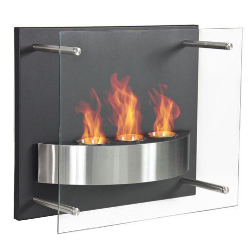 Gel Fireplace Designs Reservoir Glass Contemporary
