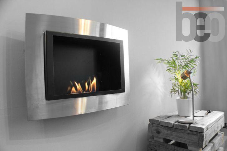 Gel Fireplace Designs Wall Mount