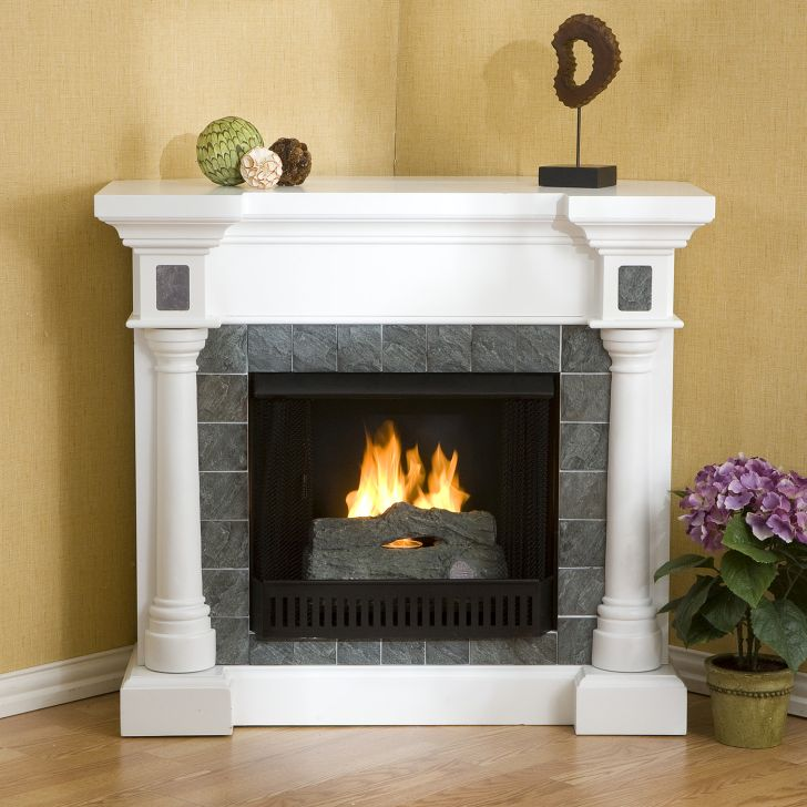 Gel Fireplace Designs for Sei Slate
