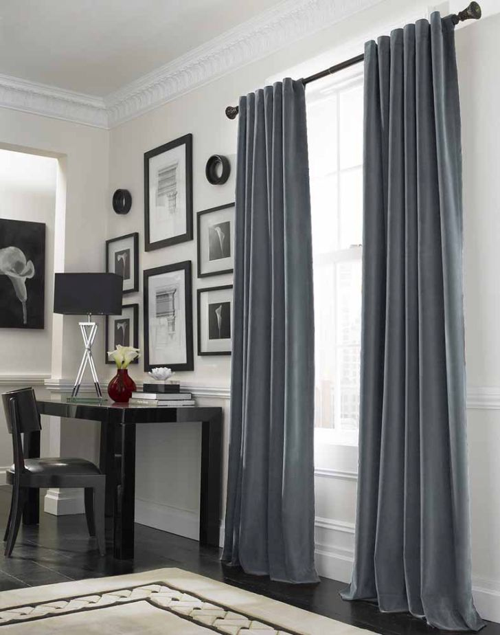 Ideas for Window Treatments For Tall Windows