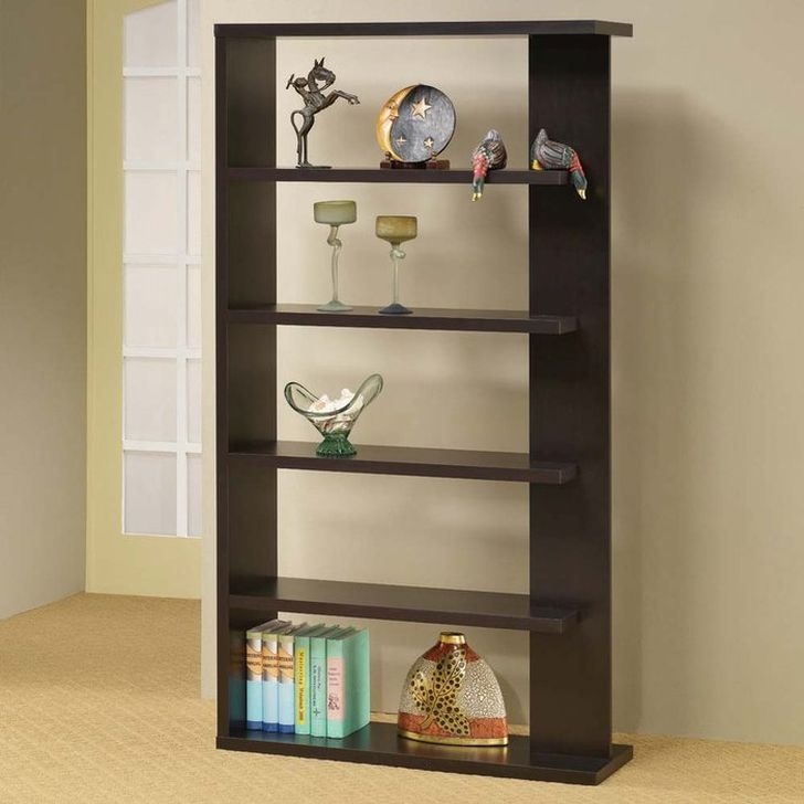 Ladder Bookcases Tier Style