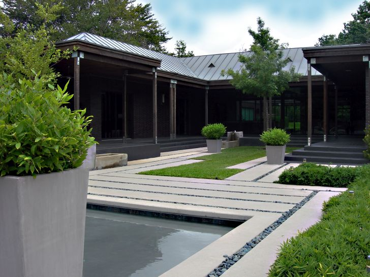 Landscape Architecture Design Ideas for Refreshing Place