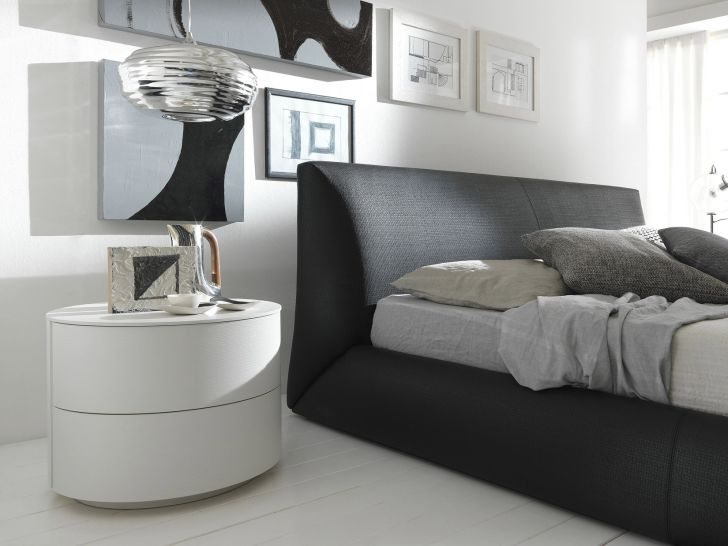 Nightstand Design for the Futuristic Bedroom
