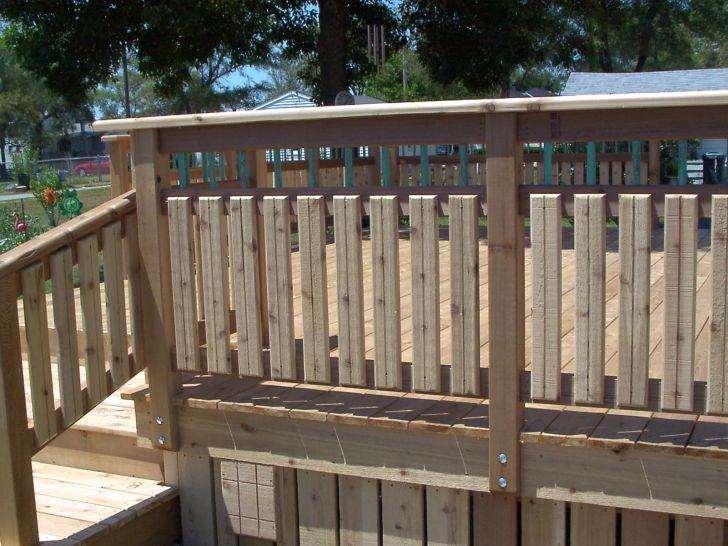 Outdoor Deck Ideas Oak