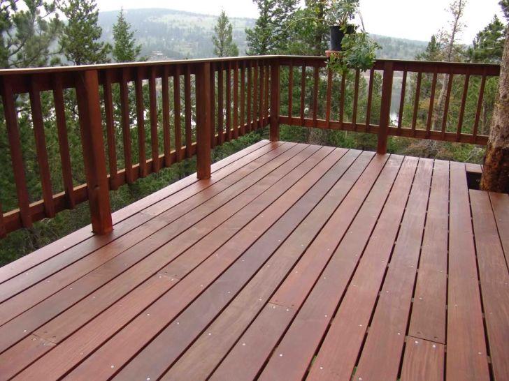 Outdoor Deck Ideas Option