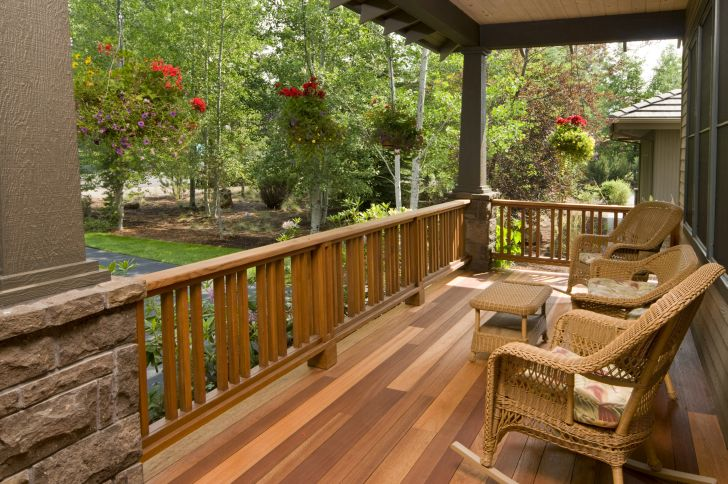 Outdoor deck ideas colors home design tips and guides for Garden decking colour ideas