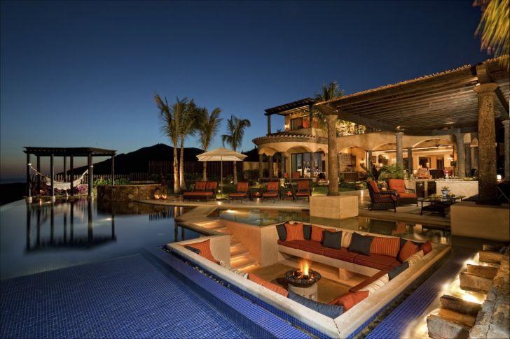 Outdoor Gazebo Design Modern and Unique Swiming Pool