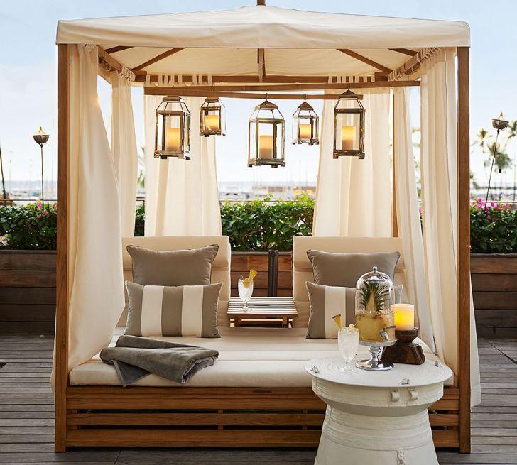Outdoor Gazebo Design for Bedroom