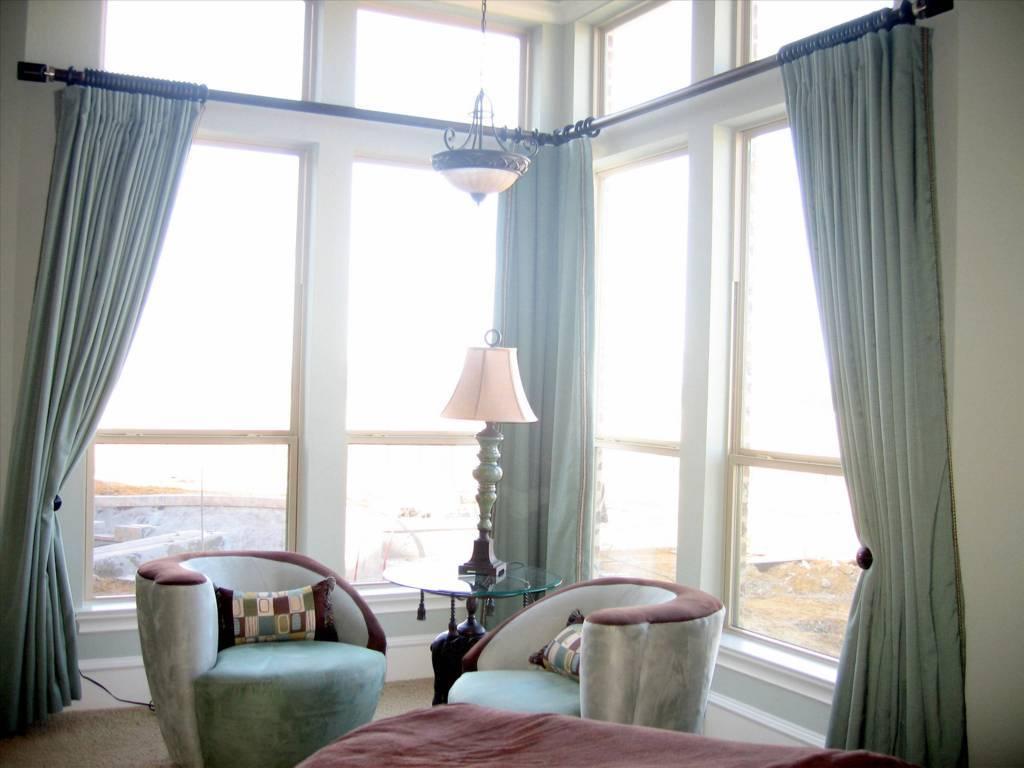 Window Treatments for Tall Windows Ideas