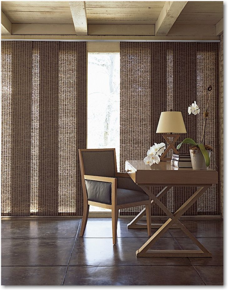 Window Treatments For Tall Windows with Blinds Curtain