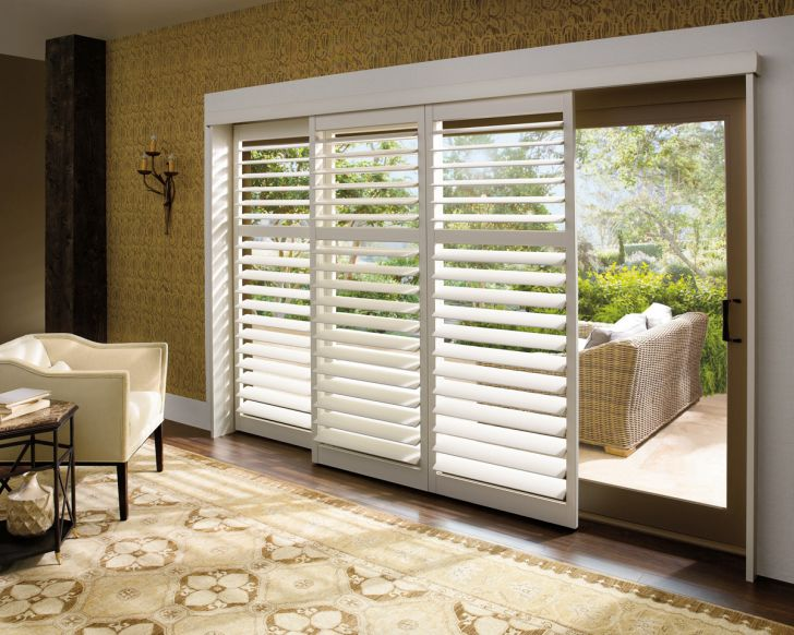 Cost of Plantation Shutters for Sliding Doors