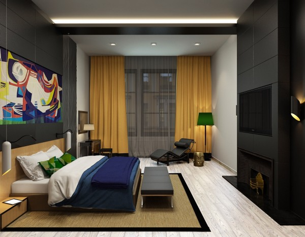 Bedroom Design with 3 Ideas Includes Floor Plans 33