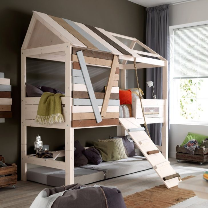 High Ttreehouse Bed
