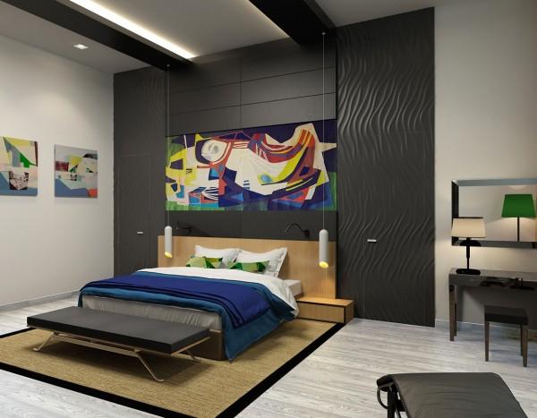 Bedroom Design with 3 Ideas Includes Floor Plans 34