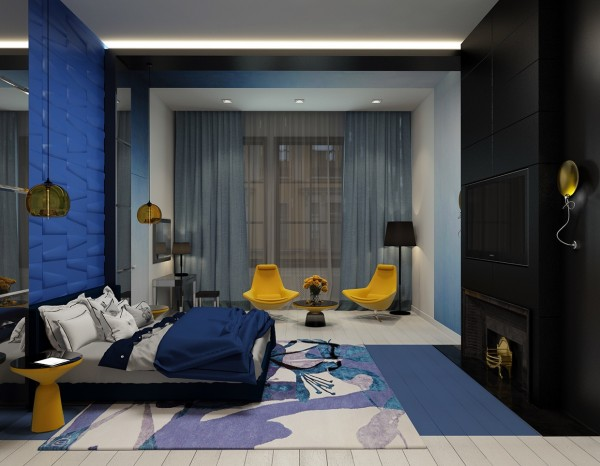 Bedroom Design with 3 Ideas Includes Floor Plans 35