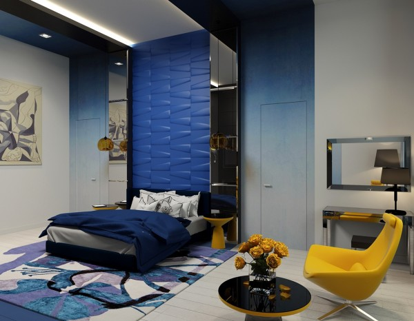 Bedroom Design with 3 Ideas Includes Floor Plans 36