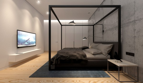 Bedroom Design with 3 Ideas Includes Floor Plans 27