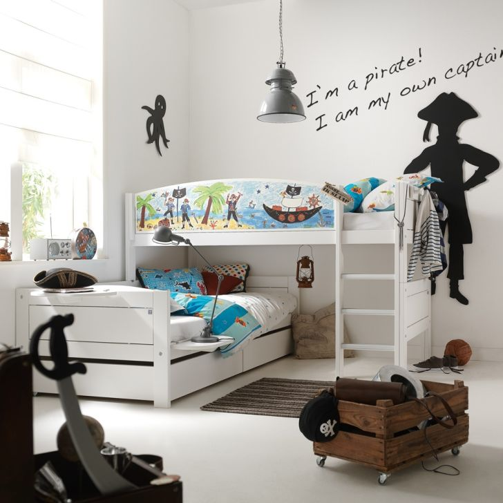 Pirate Corner Bunkbed Lifetime Cuckooland
