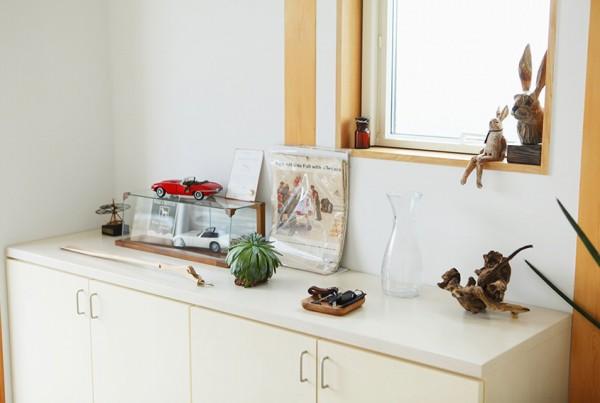 Birch Wood Dresser