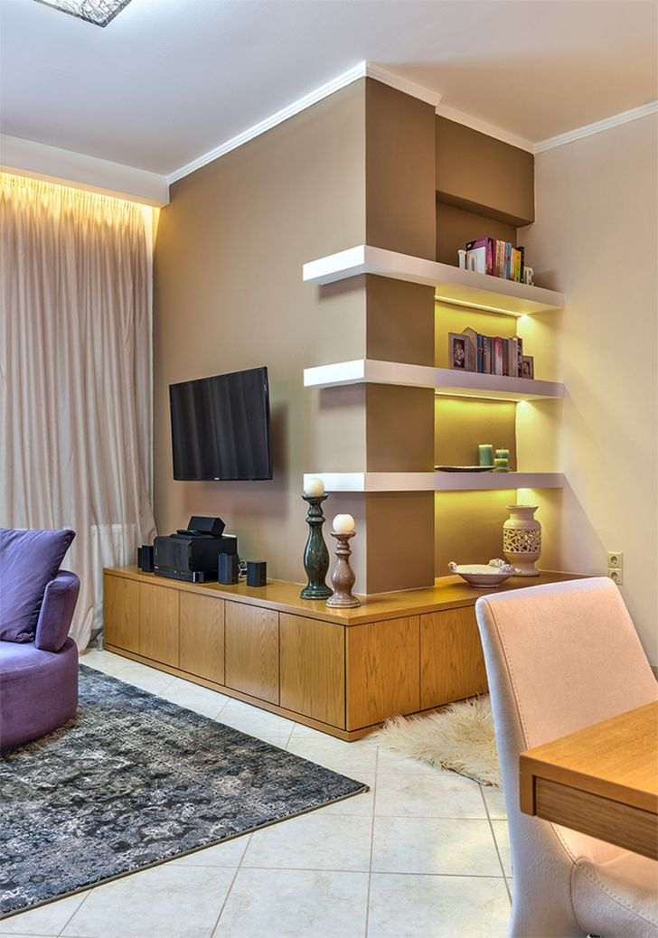 Colorful Living Room Ideas with Seasonal Theme